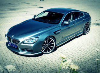 JMS Tuning Programm for the BMW 6-Series F06/12/13