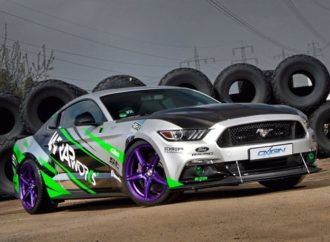 WRAPworks / OXIGIN Ford Mustang GT