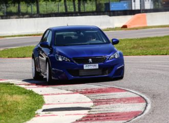 Video-Peugeot 308 By Arduini Corse
