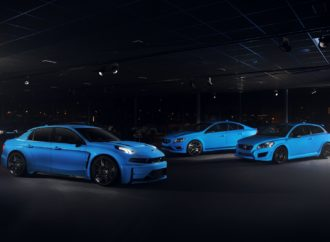 The Lynk & Co 03 Cyan Concept – Cyan Racing's Interpretation Of A Race Car For The Road