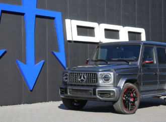 POSAIDON AMG G 63 (W463) With Up to 880 hp / 1,200 Nm