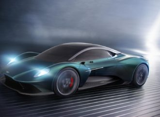 Vanquish Vision Concept – Aston Martin's First Mid-Engined Series Production Supercar