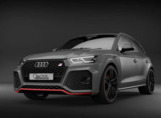 Caractere New Wide Body Kit RQ5 For Audi Q5 (80A)