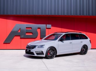 Perfect Drive For The Skoda Octavia RS By ABT Sportsline