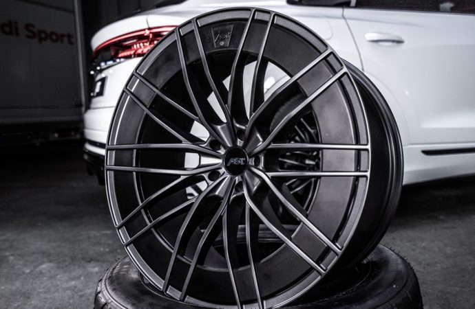 The ABT HR Alloy Wheel With Up To 23 Inches