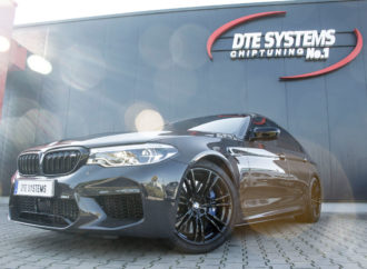 BMW M5 Competition With DTE Systems Achieves Over 700 hp