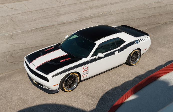 Revolutionary Muscle Car